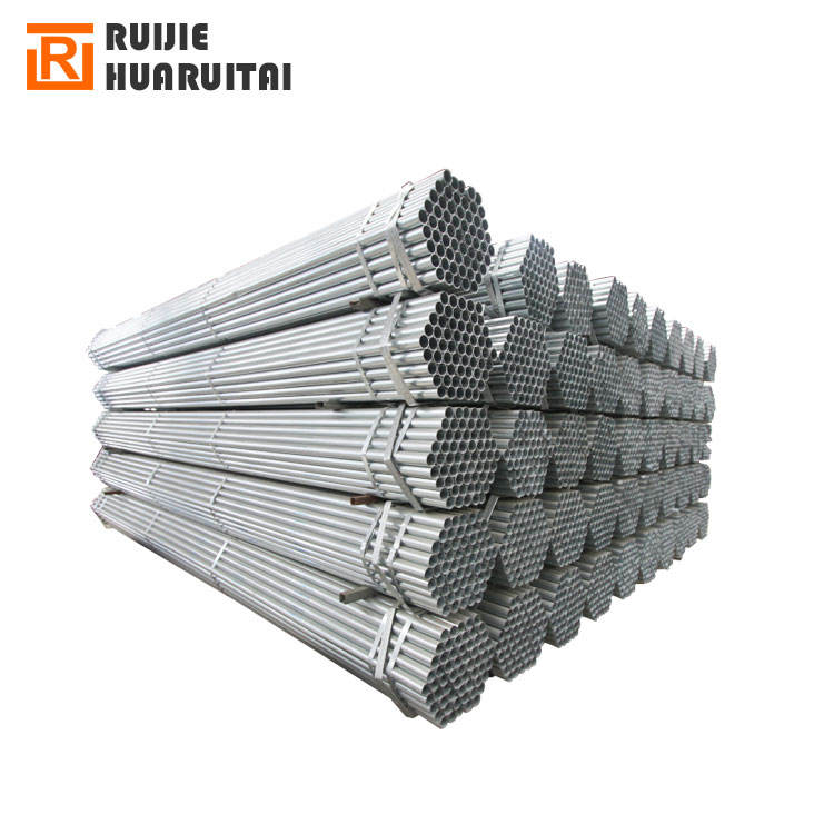 Bs 1139 Standard Scaffolding Tube Erw Galvanized Steel Pipe Tube Weld Carbon Mild Steel Pipe Zinc Pipes