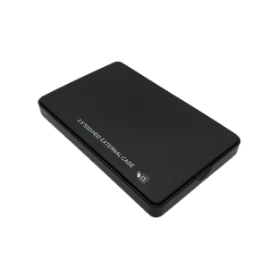 Magazzino 2.5 USB 3.0 HDD SDD recinzione di Plastica External Hard Drive enclosure SATA a USB Hard Disk Custodia
