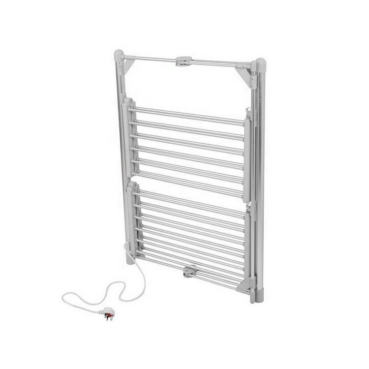 EVIA Laundry Pants Hanger Electric Heated Clothes Drying Rack For Household