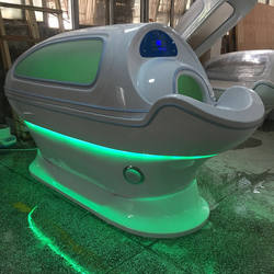 Multi-function spa capsule hydro massage bed for body care LK-218