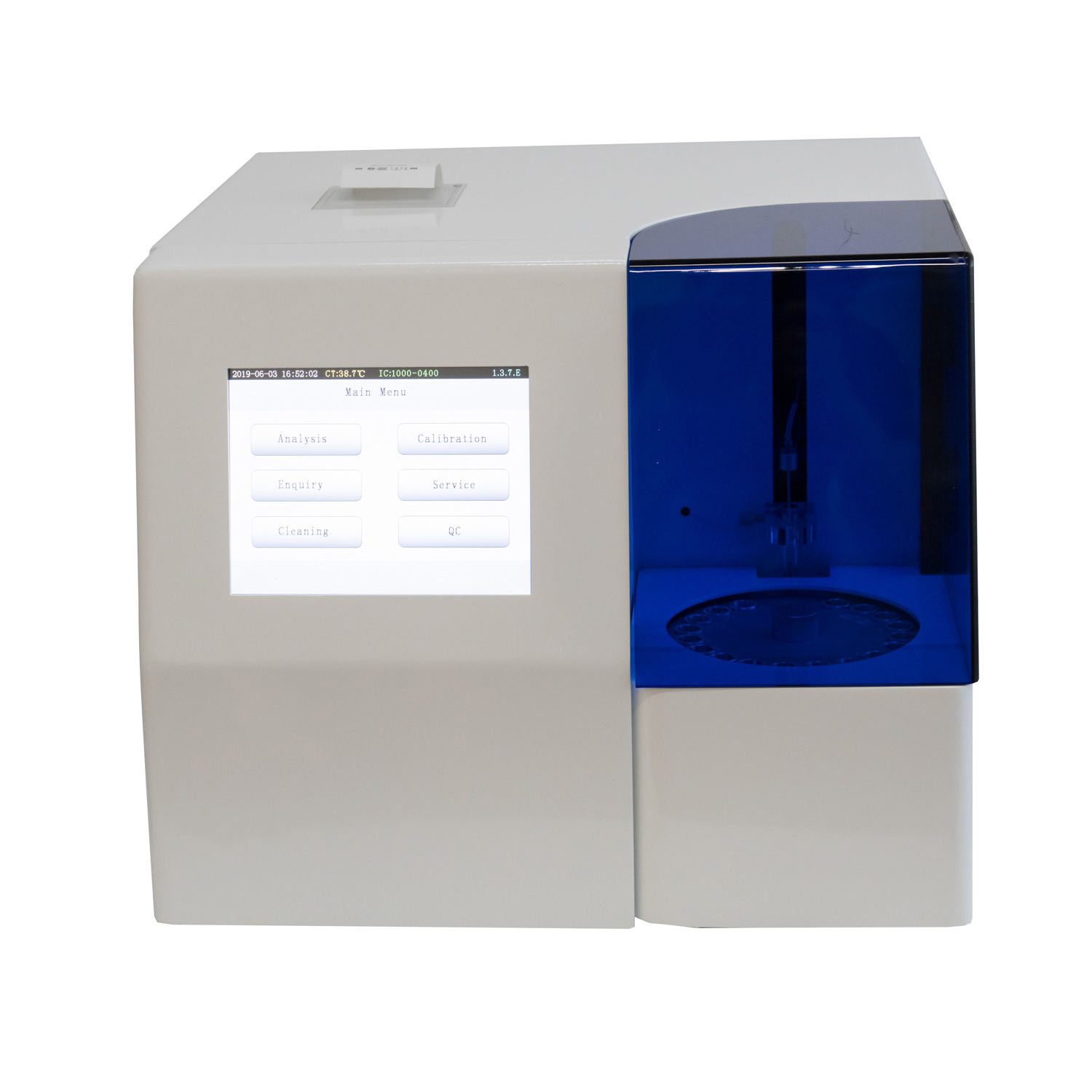 Hot sale high quality Fully Auto Glycated Hemoglobin Analyzer Lab equipment