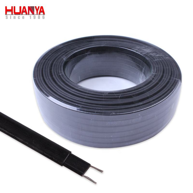 30W/25W 65C low temperature self regulating heating cable for Roof & gutter de-icing