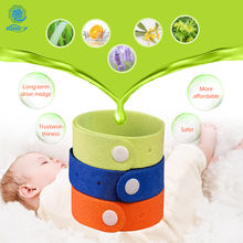 Hot sell mosquito repellent bracelet Eliminate the summer trouble prevent insect bite