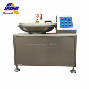 30KG/POT High Speed Meat Bowl Cutter/ Meat Chopper/ Meat Chopping Machine