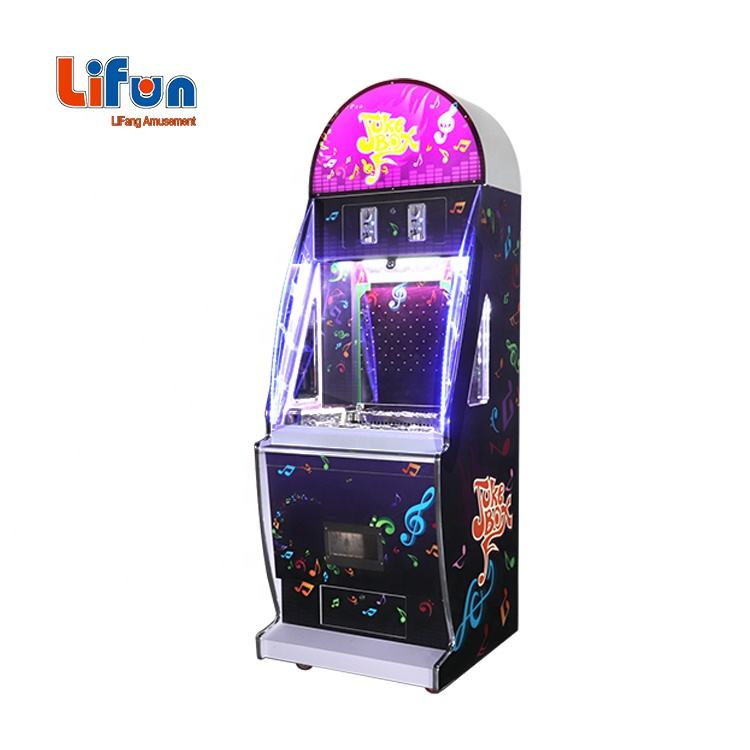 Cheap Electronic 1 Player coin in/out Casino Arcade Coin Pusher Game Machine For Sale