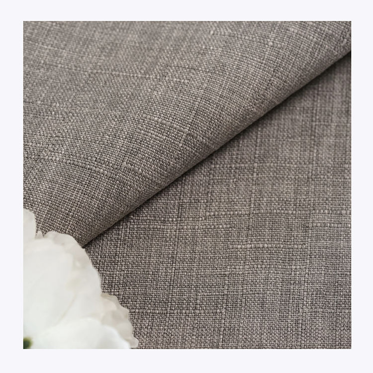 Company Hot Sale Chromatic Cationic Oxford Modern Sofa Fabric For Furniture Upholstery