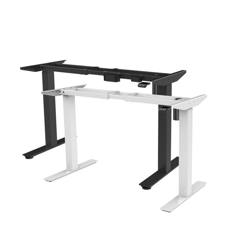 Healthy Ergonomic Electric Adjustable Height Unique Desk Frame Office Lifting Metal Gaming Desk Frame