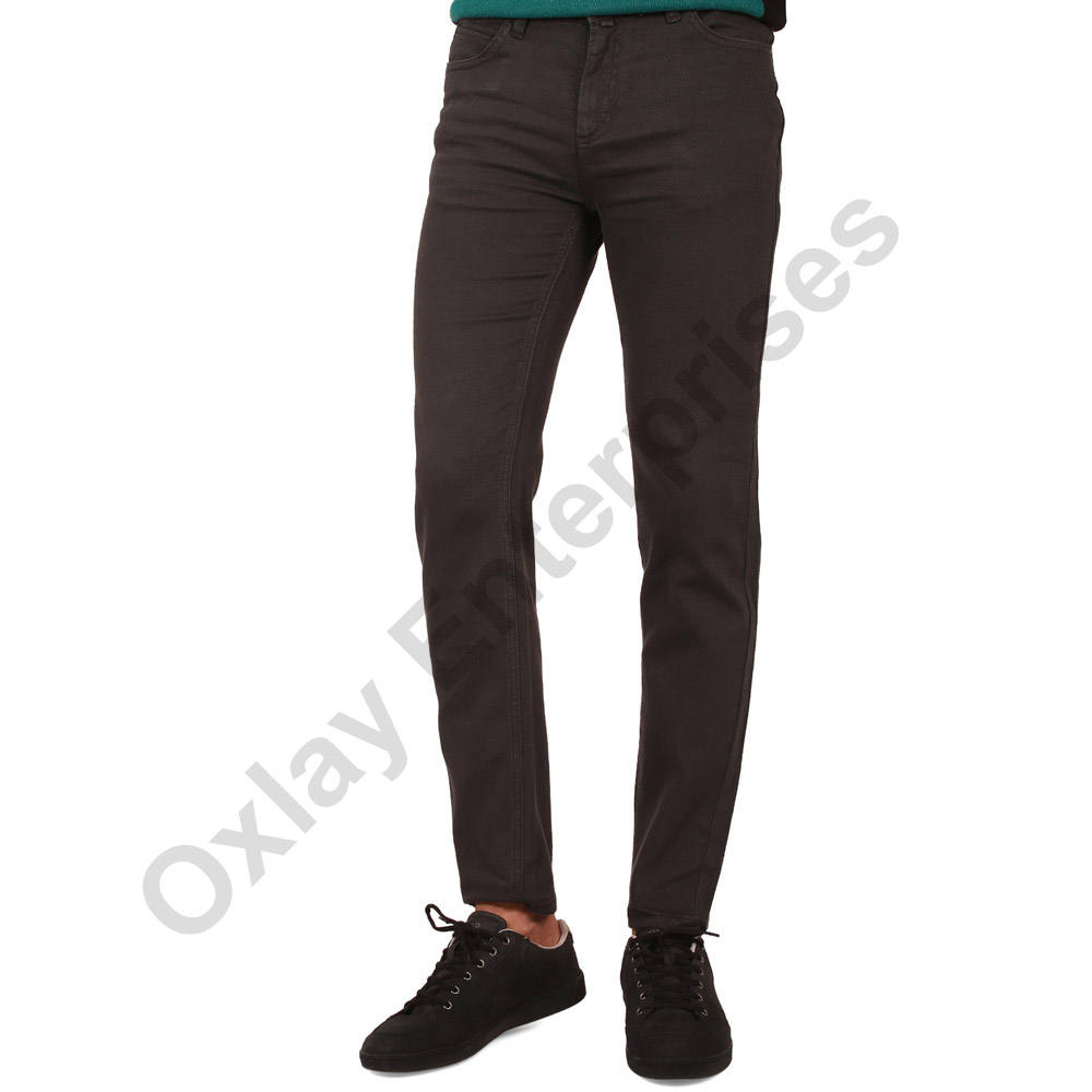 New chinos cotton slim fit Pants