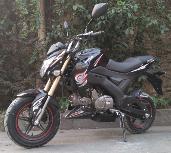 customized MINI 150cc 4-stroke2 wheel gasoline motorcycle