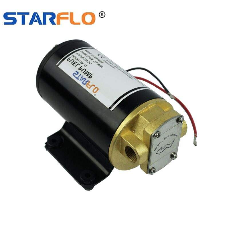 STARFLO 14LPM 12V DC China manufacturer factory price hydraulic micro gear oil pump