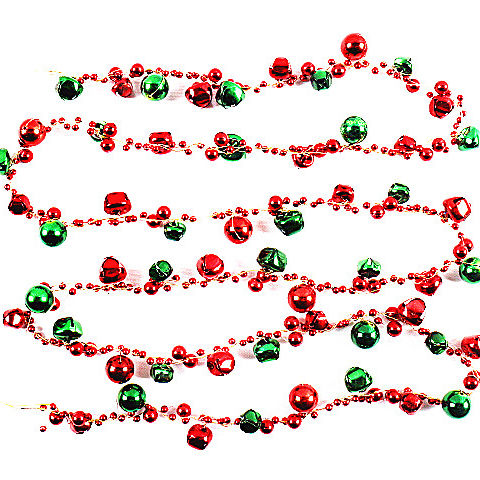 Fiesta Party Supplies Props Christmas Tree Bead Garland