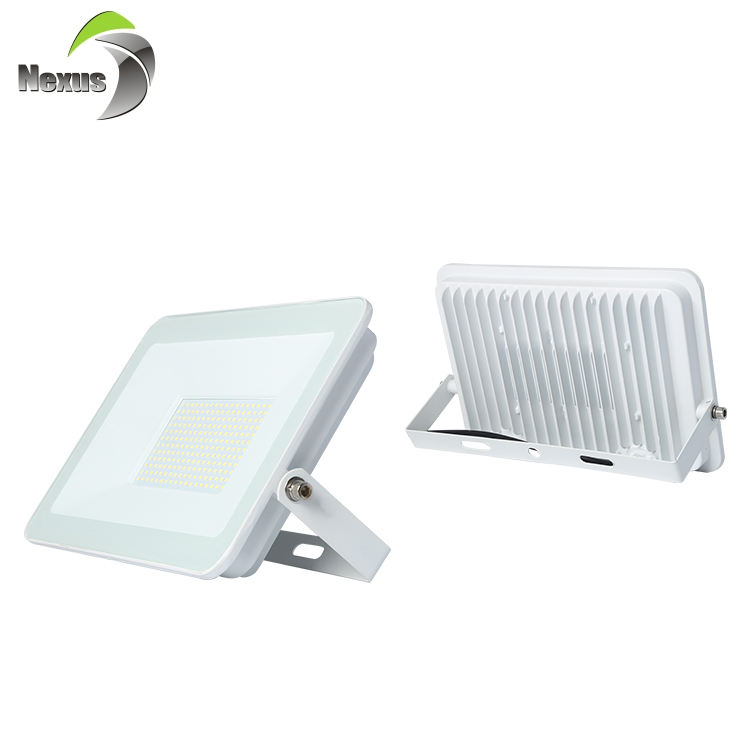 High lumen bridgelux RGB white IP65 waterproof outdoor 30w 50w 100w 150w 200w led flood light