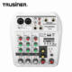 2020 Newest Mini 4 Channel USB Audio Mixer Console With Bluetooth