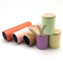Cardboard Tea Paper Tube Gift Box Packaging