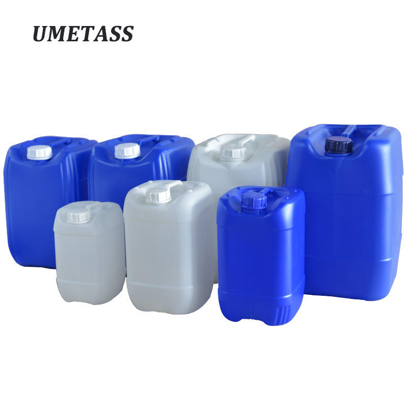 umetass empty oil drum 5L 10L hdpe plastic jerry can
