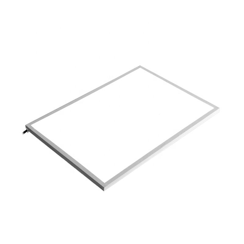 Customizable China Surface Mount 15 Watt Led Recessed Light Frame Panel Ceiling Light 594*420*10.5mm