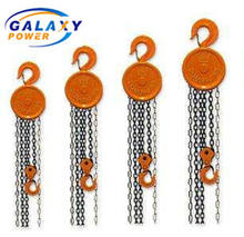 Alloy Structural Steel Lifting Hydraulic Chain Hoist For Monarail Crane Lifting Height 3m