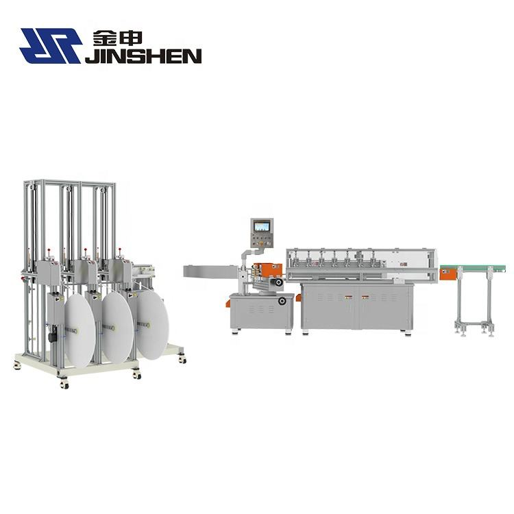 Popular Widely Used High Speed Custom Drinking Paper Straws Making Machine JS-PTE2-2010M