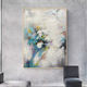 Canvas Canvas Handmade Painting Flower Tree Wall Art Cotton Canvas Fabric Handmade Beautiful Scenery Oil Painting On Canvas