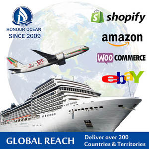 Pas cher l'excellent transitaire dropshipping malaisienne agences maritimes sdn bhd fob ddp amazon fba navire de l'adresse Chine Shenzhen