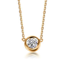 High Quality 14k 18k gold plated jeweleries jewelry necklace