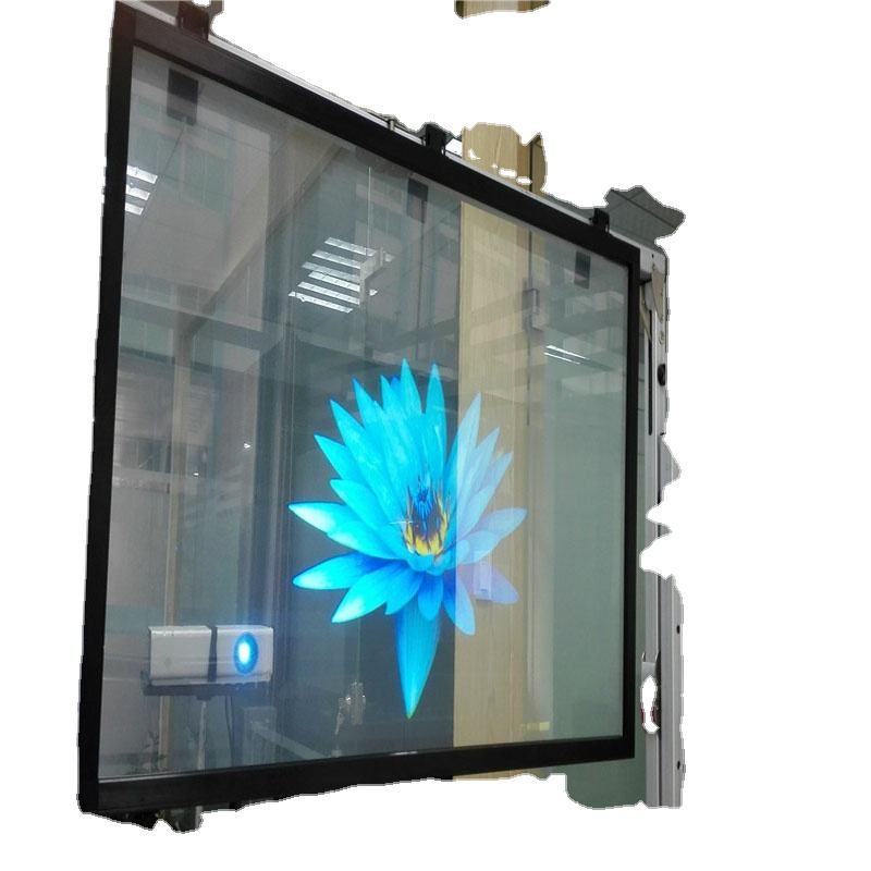Daylight Advertising Window Glass Holographic Rear Projection/Projector Film 152センチメートル幅1ロール30メートル