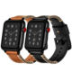 Smart watch Italian GenuineLeather Handmade Quality QuickRelease Grain Calf iWatch Strap For Apple Watch Band 38mm 42mm Popular