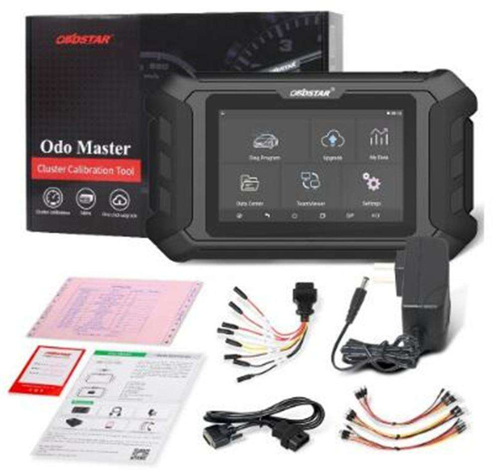 OBDSTAR ODO Master for Odometer Adjustment Update Version of X300M Support Oil Reset/OBDII Functions
