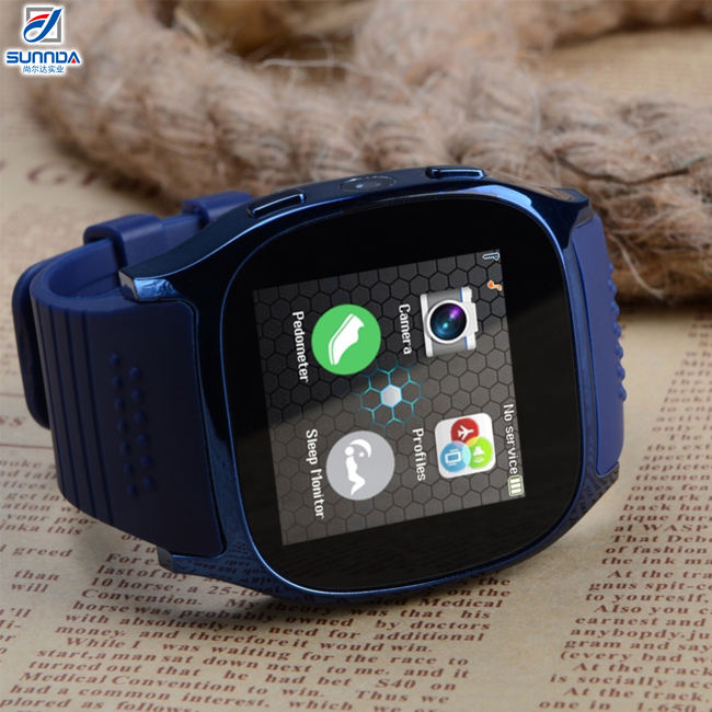 Touch Screen Wireless Smart Watch Series Gps Sport Heart Rate Monitor best Smartwatch For phone