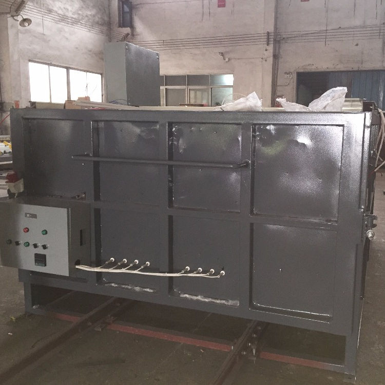 Glass furniture and water sink glass bending furnace
