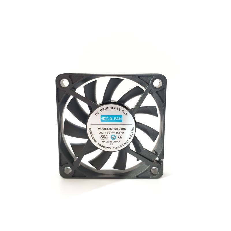 DC AXIAL FAN cooling fan 6010 60mm 5v dc mini fan
