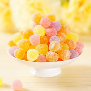 custom original fruit taste sweet health care gummy candy