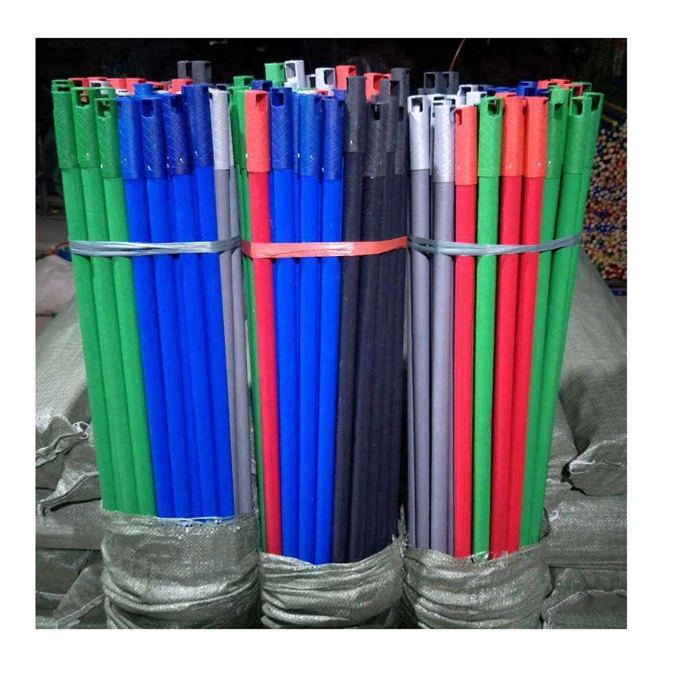 With 1 Mophead Mop Handle Factory Price Machine Making Eco-Friendly Natural Wodoen Mop Handle Grip