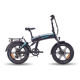 Electric Folding Bicycle Electric Bike Folding TDN46Z-FS Hot Sale 20 Inch Fat Tire Bike Electric Folding Bicycle
