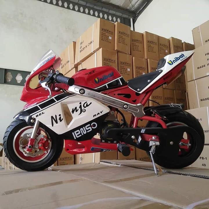 Super Pocket Bike 2-Strokeポケットバイク49cc