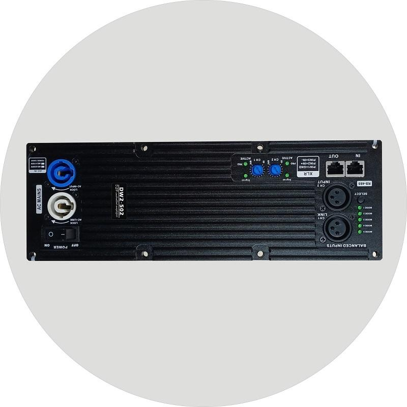 1000 Watt Kelas D Aktif Speaker Self Daya Power Amplifier Modul Papan