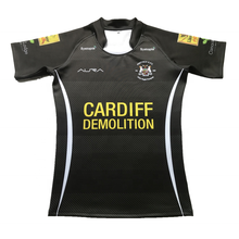 Cotton Rugby Shirt Long Sleeve Customized Sublimation Rugby Jersey kit
