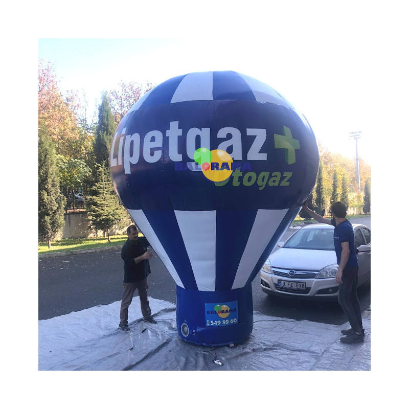 High Quality Best Seller New Advertising Hot Sale Inflatable Advertising Rooftop Balloon