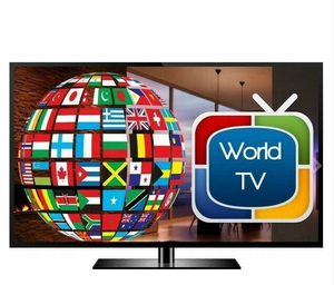 Hot Sell Best Global IPTV 7500+Live/5000+Vod Subscription With Full HD Good Vision Provider Credit Reseler Panel free test code