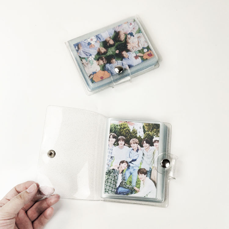 wholesale 2020 mini kpop bts photo album for bts photos/ cards/ postcards