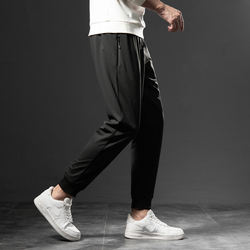 Fashion Polyester Hiking Pants Jogging Pants Suitable For Men