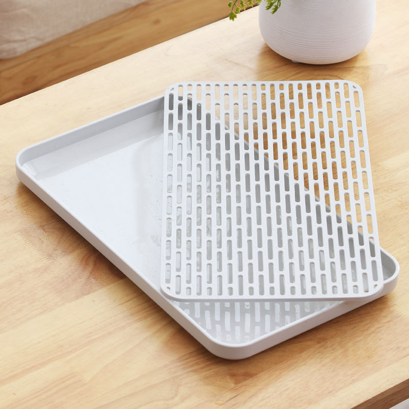 kitchen sink food service pan draining board bowl cup dish plastic drain tray