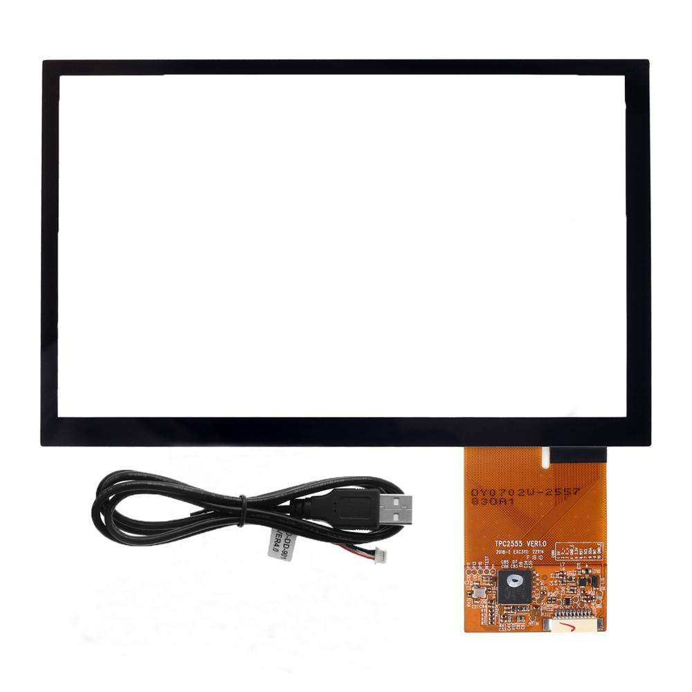 1PCS NEW XTOP08TV-ED-E TOUCH GLASS 90days warranty via DHL or EMS