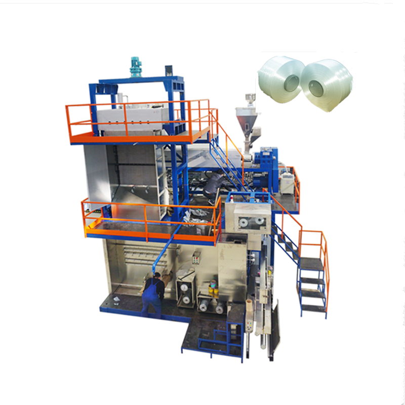 PP FDY dope dyed yarn spinning machine color polypropylene multifilament yarn extruder machine