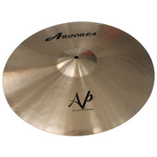 Arborea AP series Handmade B20 Cymbals 18'' Crash For Sale