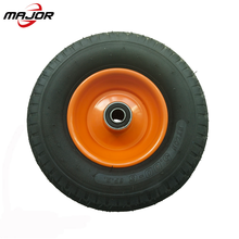 lawn mower tire 13x5.00-6 with steel rim from China factory