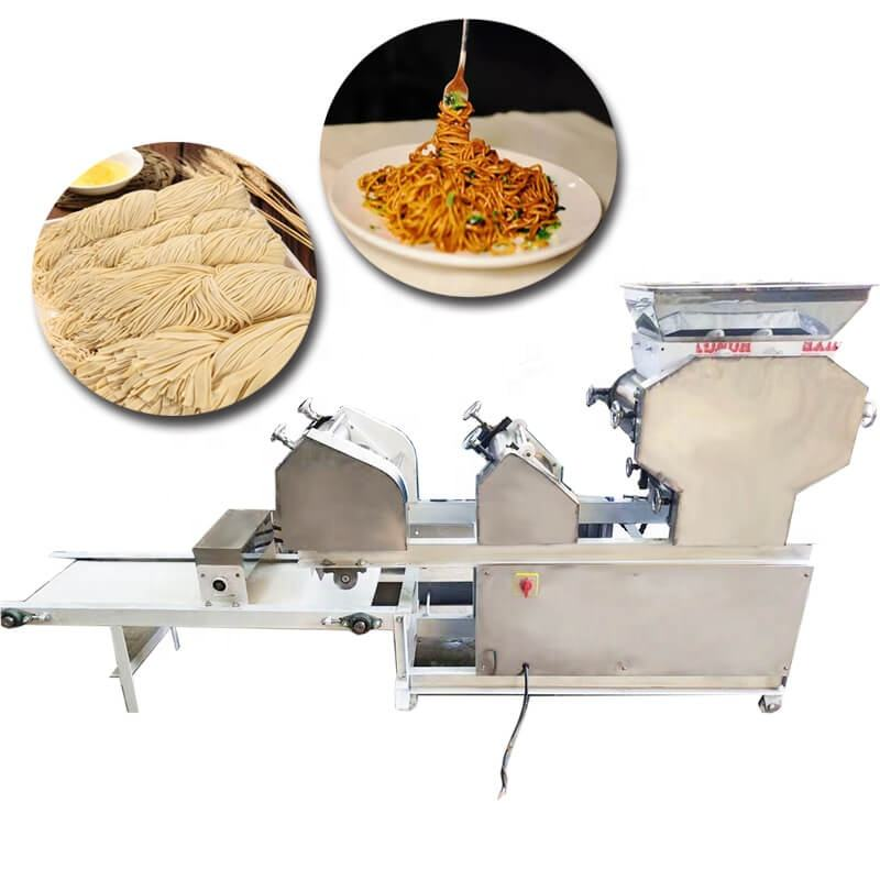Hot sale noodle making machine/ramen noodle maker with factory price in Indian MT5-300