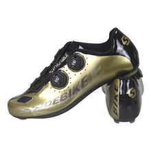 Golden Fashion Bicycle Shoes SD002 PRO RD from Cycling Shoes Manufacturer