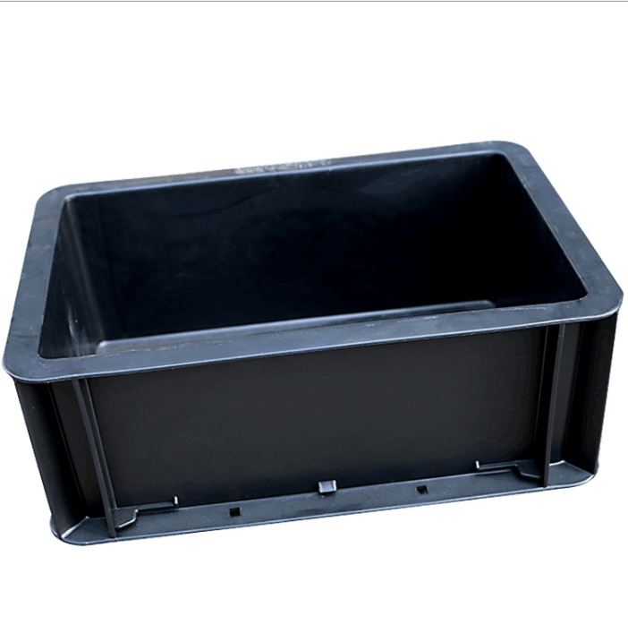 ESD Circulation Container Box For Component Package/ ESD Container For Anti-static Protection/ EU01 Antistatic Container Box