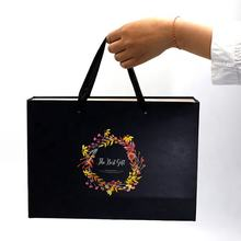 2018 Hot Sell Small Flower Bouquet or Plain Kraft Paper Carry Bag